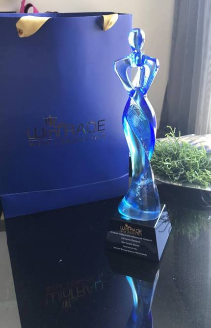 Beautiful WinTrade Award